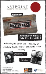 BRAND Stampede Show and Sale July 6- 22,2012